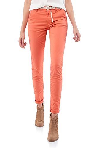 Salsa Pantalons 121221 Pantalons Colette Salsa Orange 8FxqFBw0