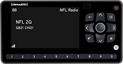 Vehicle Car Kit - SiriusXM SXEZR1V1 XM Onyx EZR Satellite Radio with Vehicle Kit with Free 3 Months Satellite and Streaming Service