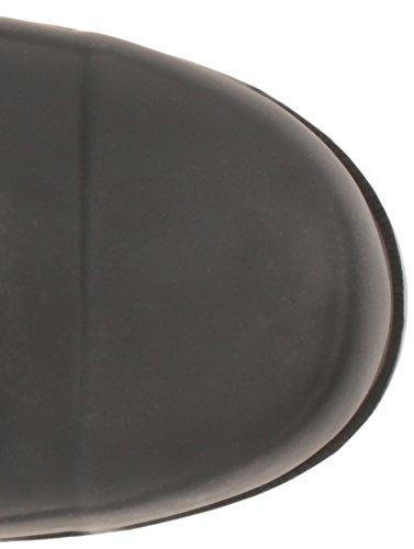 Shoe Dark West Rain Nine Rubber Women's Multi Grey Oops XqnFAU