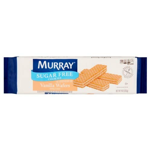 Murray's Cookies, Vanilla Wafers, Sugar Free (Pack of ()