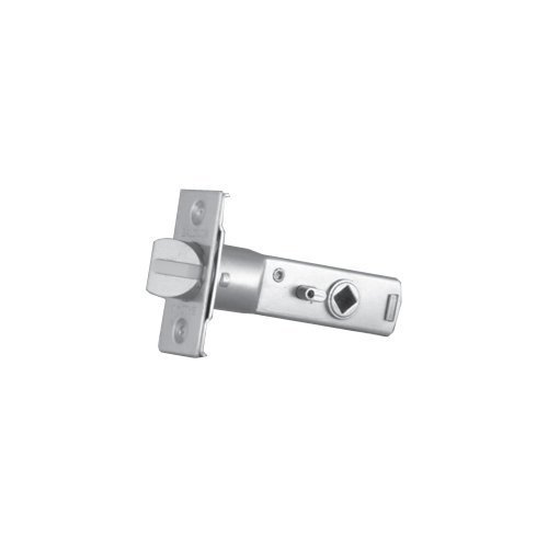 Baldwin 5513.112 Interior Passage Latch with 2-3/8-Inch Backset, Venetian Bronze by Baldwin by Baldwin