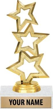 (Crown Awards Star Trophy - 5