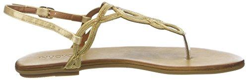 Donna Inuovo Oro Cinturino alla con 8529 Gold Sandali Caviglia 16779590 TOxw6YqP
