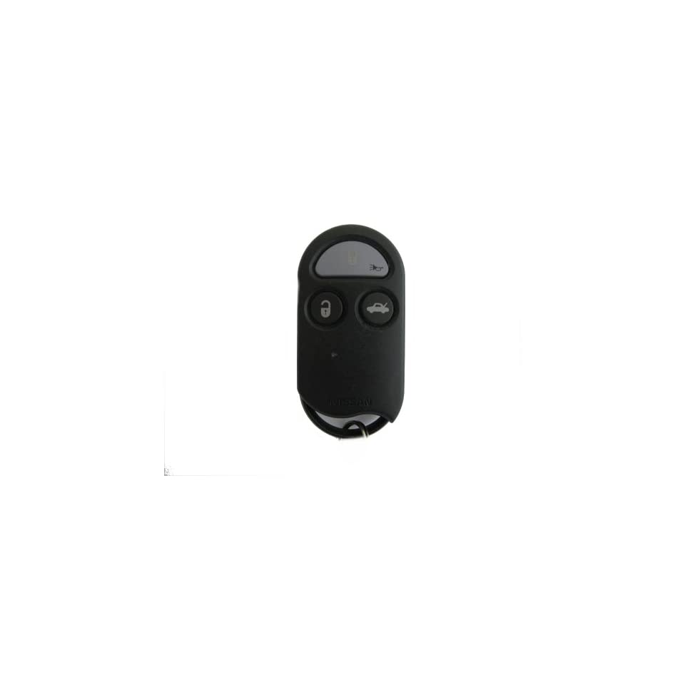 Keyless Entry Remote Fob Clicker for 2000 Nissan Altima With Do It Yourself Programming