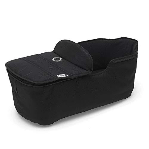 Bugaboo Fox Bassinet Tailored Fabric Set in Black