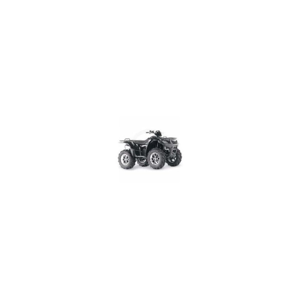 ITP Mud Lite XTR SS108 Black Alloy 27in.x14in. Left Rear Tire/Wheel Kit* Black Alloy 41437L