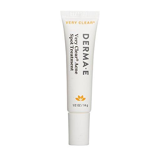 DERMA E Very Clear Acne Spot Treatment, 0.5 -
