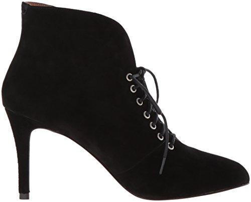 Bootie Ankle Suede Myer Como Corso Black Women's x1wg7IqTCn