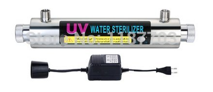 Huanyu InstrumentUV Disinfection 2 GPM UV Sterilizer SEV-5345 CE, RoHS for Water Purification