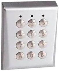 xpr teclado autónomo antivandálico de 99 códigos: Amazon.es ...