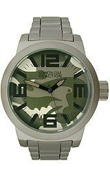 Kenneth Cole Reaction Grey Link Men's watch #RK3222