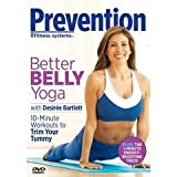 Prevention Tummy Trimming Yoga DVD with Desiree Bartlett