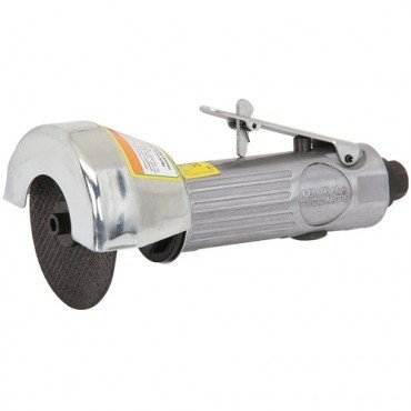 3-inch High Speed Cut-Off Tool with Pack of 10 Cut-Off Wheels for Metal