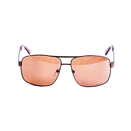 Lenoir Eyewear LE19700.1 Lunette de Soleil Mixte Adulte, Marron