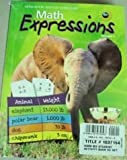 Math Expressions: Student Activity Book (2 volumes) Grade 3