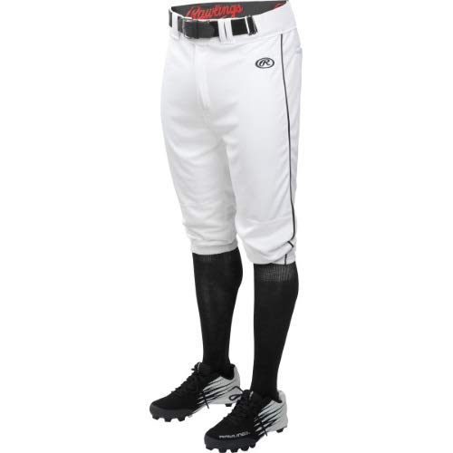 Rawlings LNCHKPP-W/B-89, White/Black, Medium