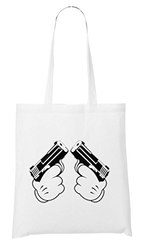 Dope Hands Gun Bag White WkgVaU66u
