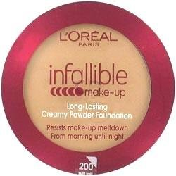 Image Unavailable. Image not available for. Colour: L'Oreal Infallible Creamy Powder Foundation ...
