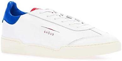 Luxury Fashion | Ghoud Heren L1LMLL25 Wit Leer Sneakers | Lente-zomer 20