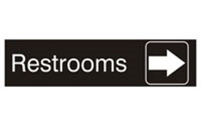 signage-solutions-wall-or-door-sign-restrooms-arrow-pointing-right-engraved-restroom-bathroom-signs-