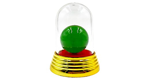 [Sphere shape 33 gram green color naga eye gem 100% real buddha amulet protection powerful with amulet case & special] (Face Painting For Lion Costume)