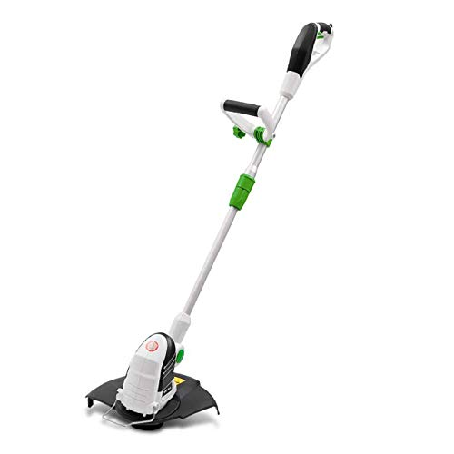 WHJ@ Household Multi-Function Small Electric Lawn Mower Lawn Mower Lawn Mower Garden Weeding Lawn Mower by ZM-Lawn mower