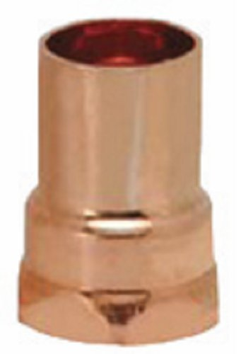 FA0034 Female Adapter Fitting with C X F Connections, 3/4