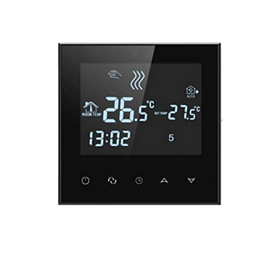 Pandamama HY03WW-4 Intelligent Thermostat WiFi Digital Wireless Touch Temperature Controller Water Heating Radiator Thermostat