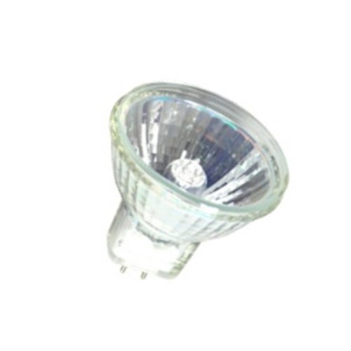 20 Qty. Halco 10W MR11 FL 12V GU4 Prism MR11FL10/L 10w 12v Halogen Flood w/Lens Lamp Bulb - Volt Mr11 Halogen Flood