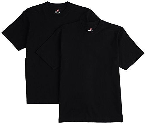 ベンチャー認証(ヘインズ) Hanes Tシャツ ビーフィー BEEFY 2枚組