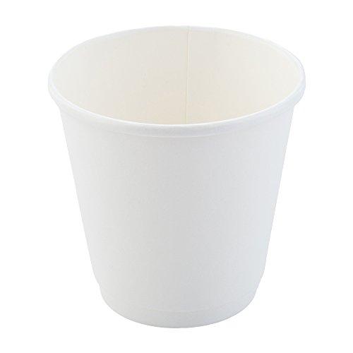 White 8 Ounce Teacup - 7