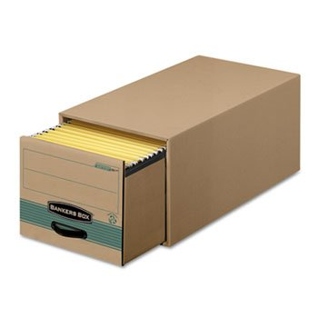 FEL1231101 - Bankers Box Stor/Drawer Steel Plus - Letter - TAA Compliant