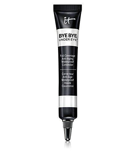 It Cosmetics Bye Bye Under Eye Full Coverage Waterproof Concealer 1 ea, Tan by It Cosmetics by It Cosmetics