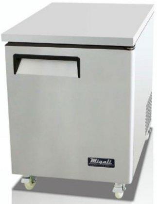 NEW-Migali-C-U27F- 27? Under-counter & Worktop Freezer