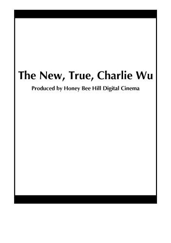 The New, True, Charlie Wu (Bee Dvd Singing)