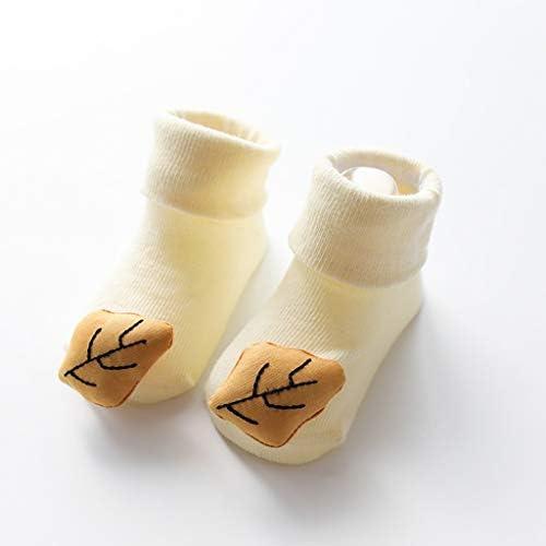 赤ちゃん漫画滑り止め歩行ベビーフロアソックスファッション快適な靴下