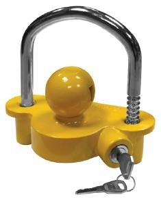 Hitch coupling lock suitable for Erde and Daxara security Pt no. LMX1079 Leisure Mart