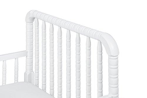 DaVinci Jenny Lind Toddler Bed, White by DaVinci (Image #2)