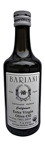 Bariani, Oil Olive Extra Virgin, 16.9 - Salads Olive Oil