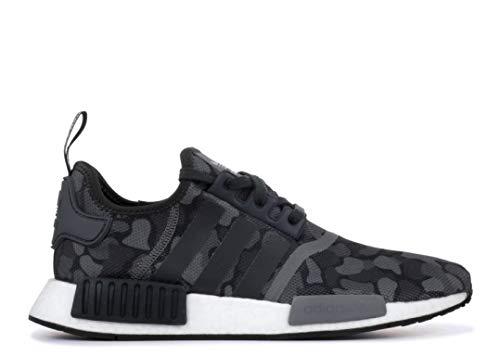 Pictures of adidas Originals NMD_R1 Shoe Men's Casual D96616 Core Black/Grey 4