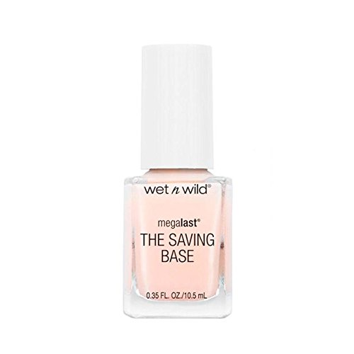 Wet n Wild E220D Megalast The Saving Base fortifying Base Coat sin Formaldehyde/Toluene/Phthalates
