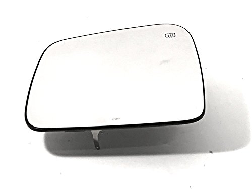 12-17 Jeep Grand Cherokee Left Driver Heated Mirror Glass w/Rear Back Plate OE