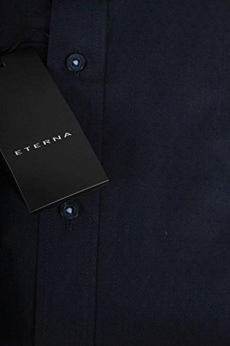 eterna -  Camicia classiche  - Uomo Blau 43