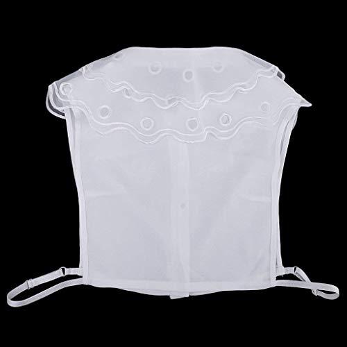 Elgante White6 Jeune Boutonnage Longues Manches Blouse Haut Mode Automne Mousseline Shirt Femme Printemps Casual Chic Chemise Revers Simple Dame Tops Uni Manche qWa41tn