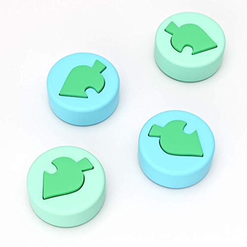 Switch Thumb Grip Caps, OIVO Ergonomic Analog Stick Caps Compatible with Nintendo Switch/Switch Lite-2 Pairs