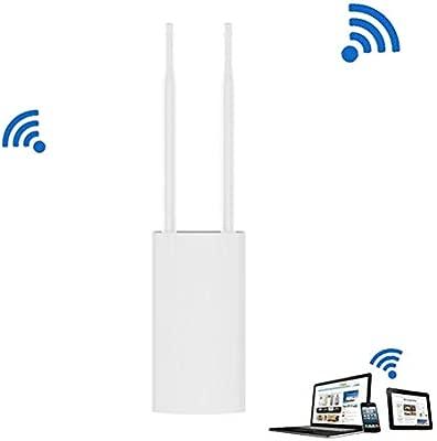 ZC Dawn Extensor De Alcance WiFi, IP66 Impermeable 4G LTE ...