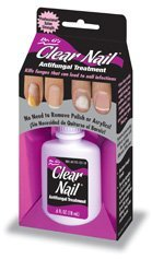 Dr. G's Clear Nail Antimicrobial/Antifungal .6oz Each by Woodward Labs by Woodward (Nail Antimicrobial)