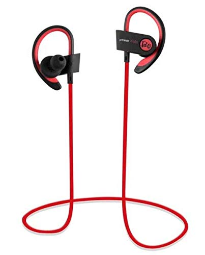 Bluetooth Headphones,Sports in-Ear Earphones w/MIC Richer Bass HiFi Stereo,Waterproof HD Stereo Noise Canceling Headsets for Workout, Gym Running.