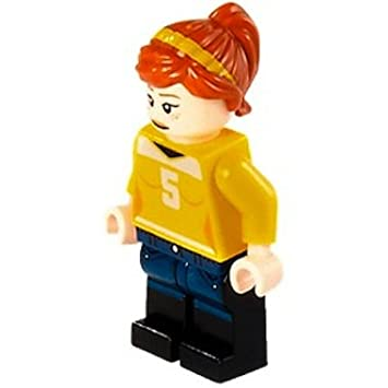 Amazon.com: LEGO TMNT – Abril de o neil Minifigura ...
