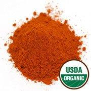 Cayenne Powder 90M H.U. Organic – 2 oz,